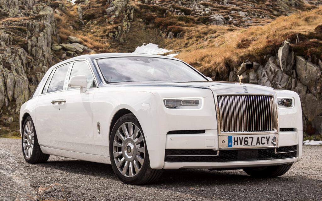 Rolls-Royce Phantom – преимущества владения
