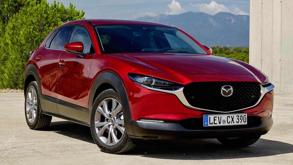 Mazda объявила о начале продаж нового кроссовера Mazda CX-30 в РФ
