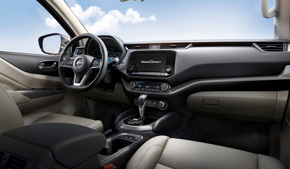 Nissan представил новый рамный внедорожник Nissan X-Terra
