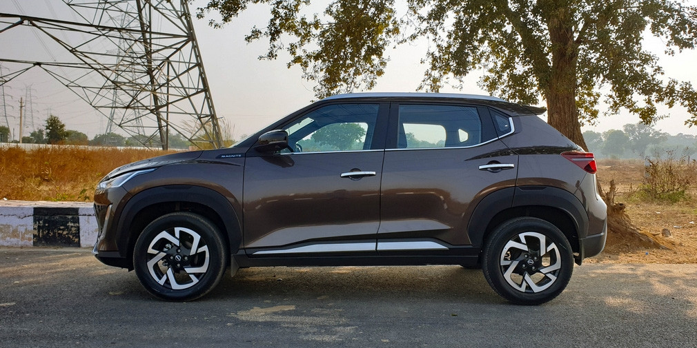 Nissan запустил продажи нового кроссовера Magnite за 520 тысяч рублей