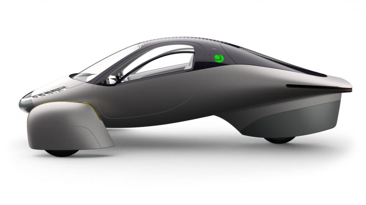 Электрокар на солнечных батареях выпустит компания Aptera Motors в 2021 году