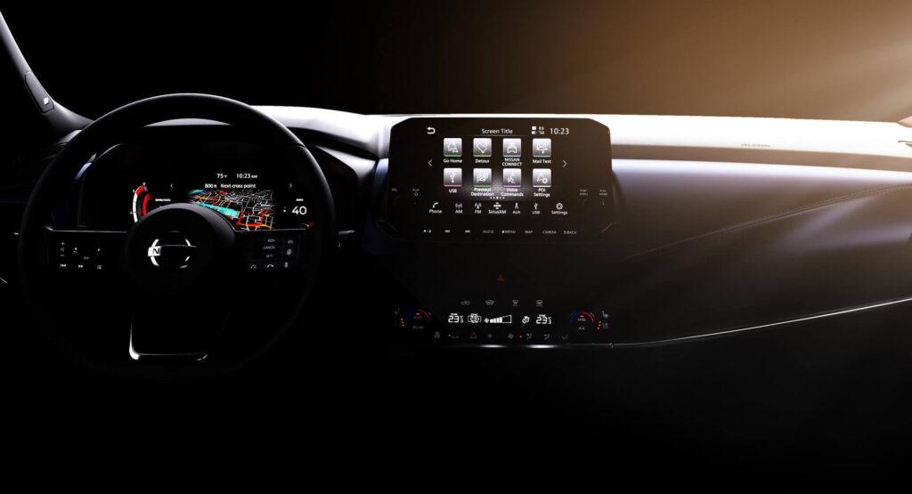 Nissan Qashqai 2021 года представляет линейку гибридных двигателей, включая 187 л.с.