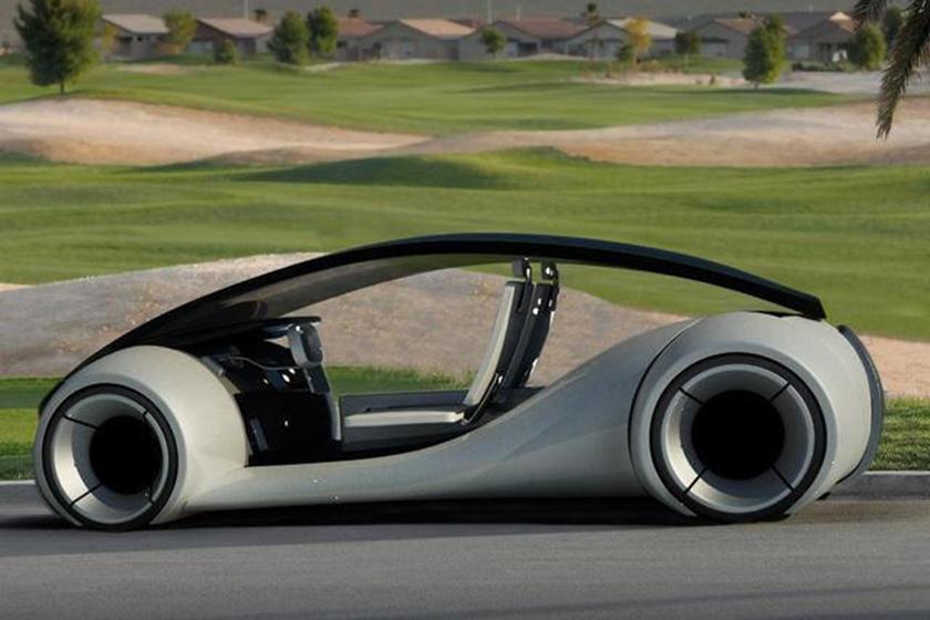 Hyundai ведет переговоры с Apple о разработке будущего электромобиля