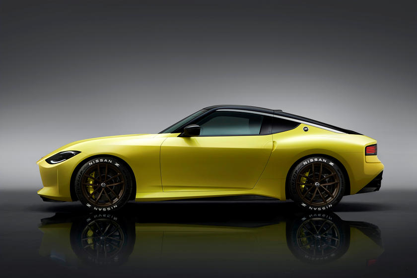 Новый Nissan 400Z раскрыт на патентных изображениях
