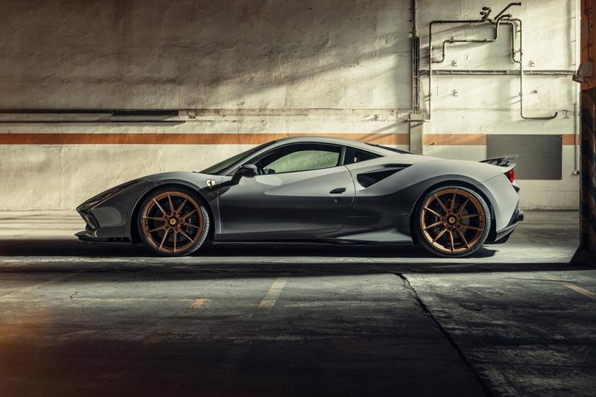 Ferrari F8 Tributo получил новый облик и обновление до 800 л.с.