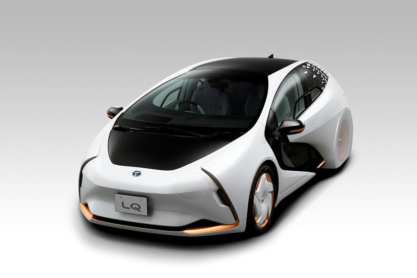 Появились новые подробности о Toyota Prius следующего поколения