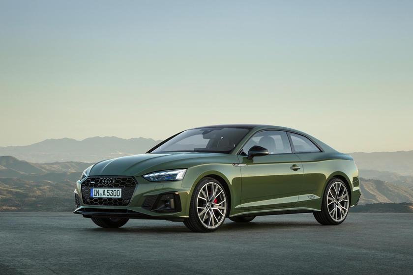Audi A4 и A5 полностью переходят на электричество