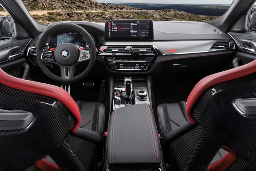 BMW M5 CS 2022 года стал самым быстрым серийным BMW в истории