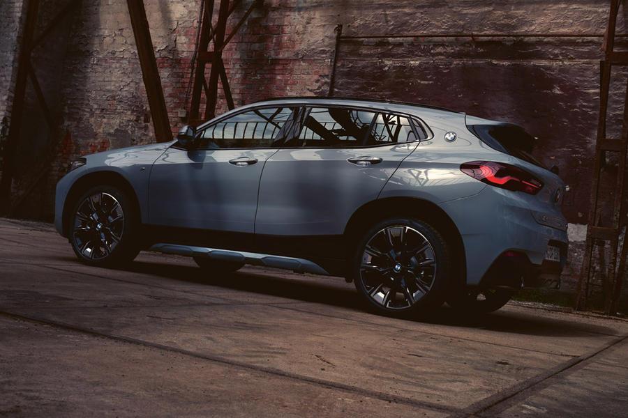 BMW X2 M Mesh Edition поступил в продажу