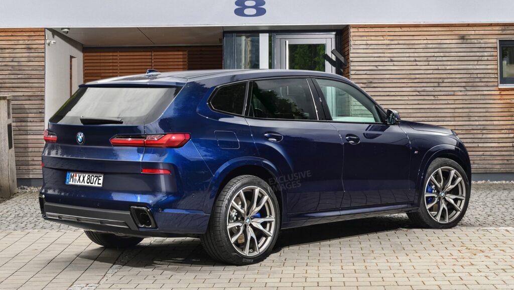 Новый BMW X8 пополнит линейку внедорожников бренда