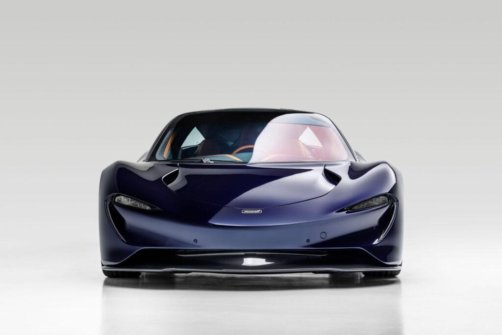Эксклюзивный McLaren Speedtail 2020 года выставят на аукционе в США