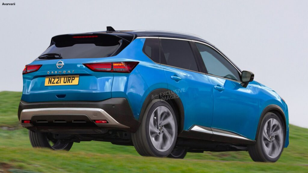 Новый Nissan Qashqai получит гибридную установку e-Power
