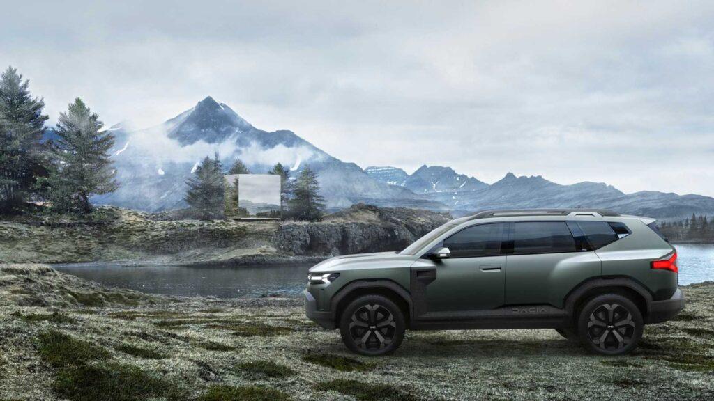 Dacia выпустит три новые модели к 2025 году