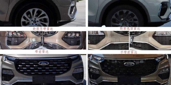 Ford готовит к премьере новый семиместный внедорожник Equator