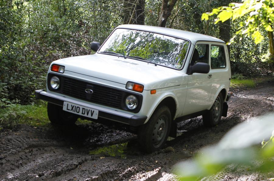 Внедорожник Lada Niva получит первый полный редизайн с 1976 года