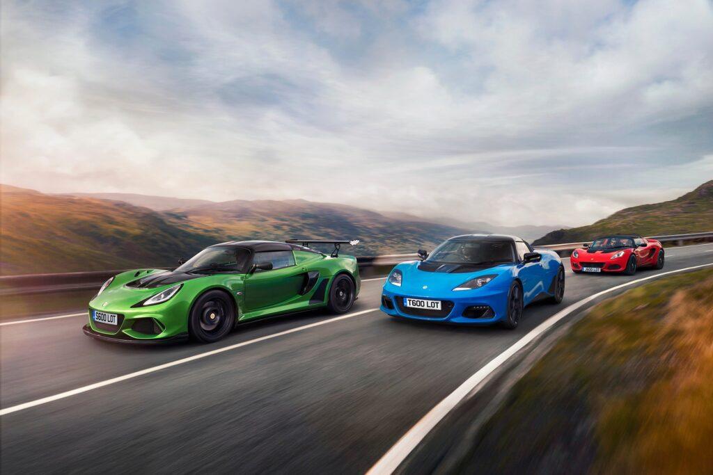 Компания Lotus анонсировала новые спорткар Type 131, который заменит Elise, Exige и Evora