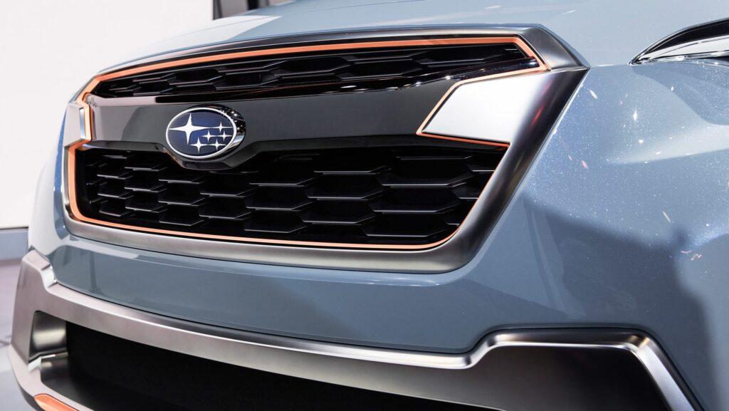Внедорожник Subaru XV получит рестайлинг в 2021 году