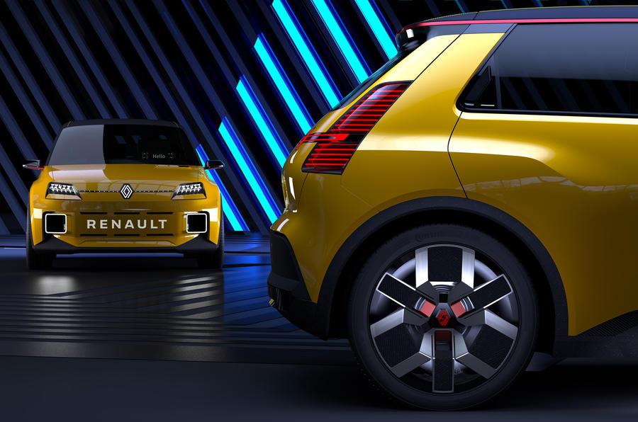 Renault 5 возрождается как электрический супермини