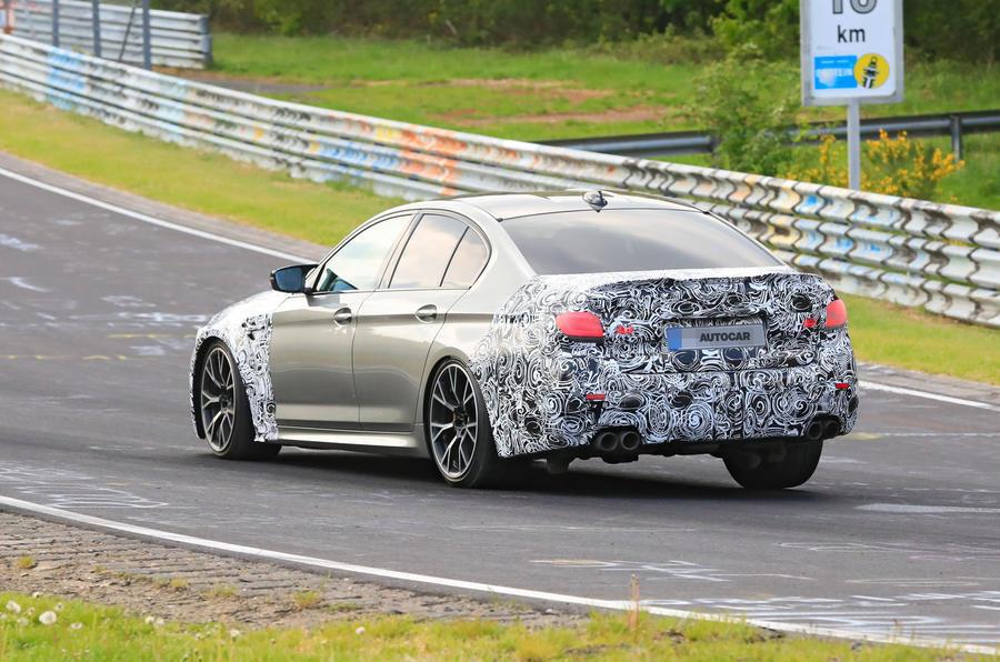 BMW подтвердила, что новый M5 CS будет представлен в начале 2021 года