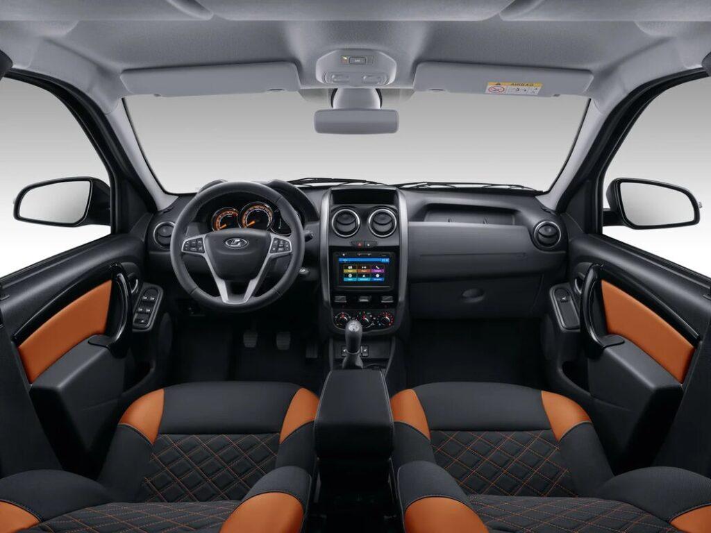 Lada Largus 2021 года запускается в производство со старыми опорами от Dacia Logan