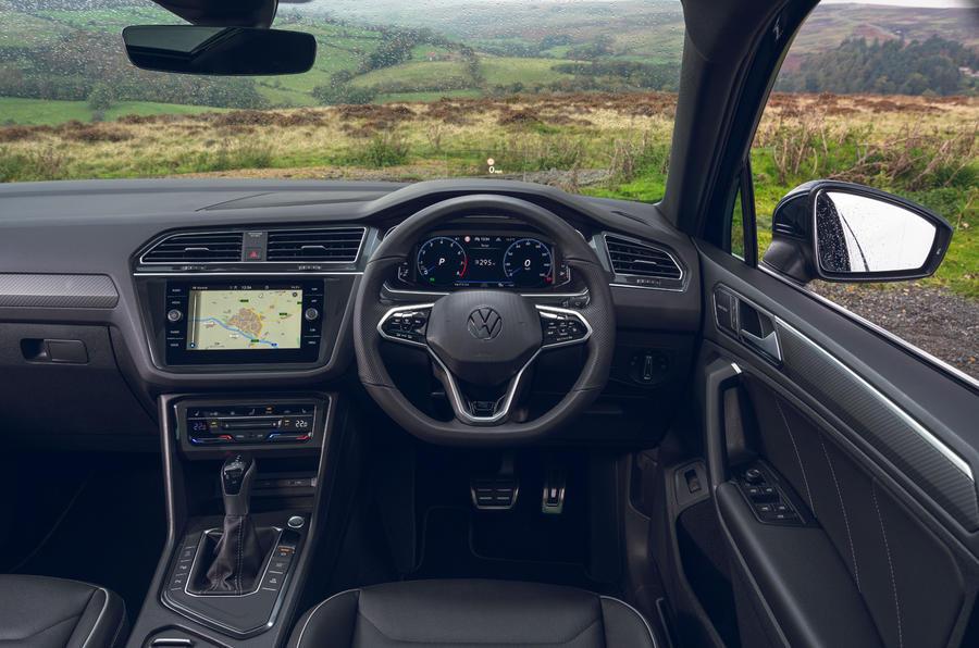 Volkswagen Tiguan получит двигатель Golf GTI мощностью 242 л.с. к 2021 году