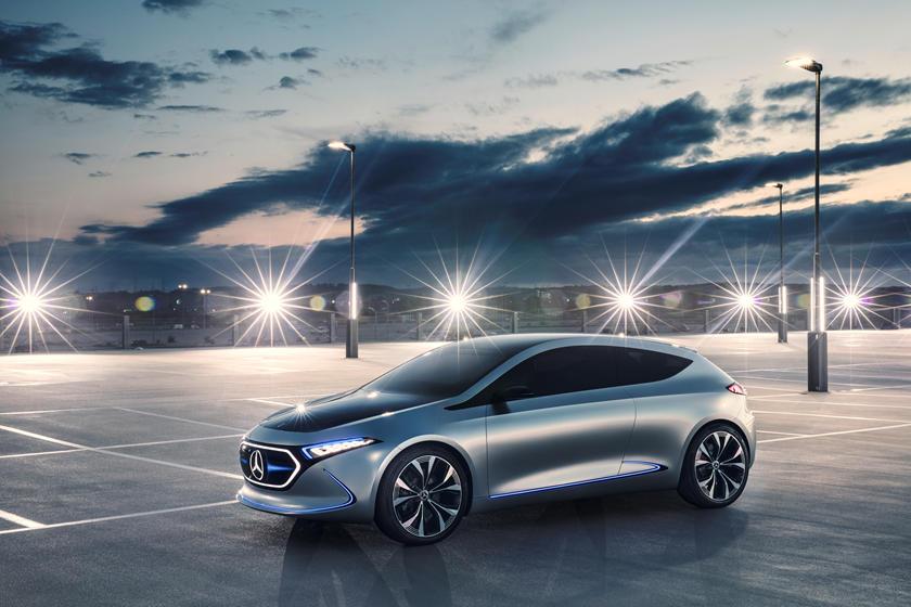 Mercedes A-Class и GLA могут обзавестись младшими братьями