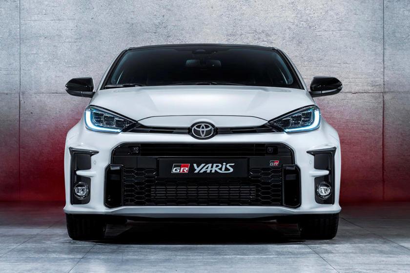 Subaru вместе с Toyota разрабатывают новый горячий хэтчбек