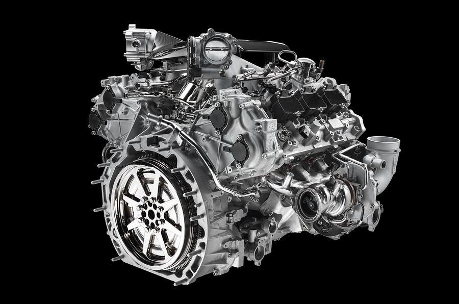 Будущие модели Maserati будут использовать технологии нового 621-сильного двигателя V6 MC20