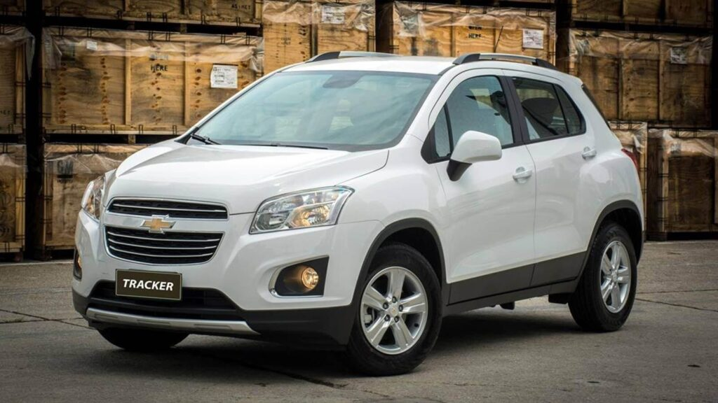Общий обзор Chevrolet Tracker