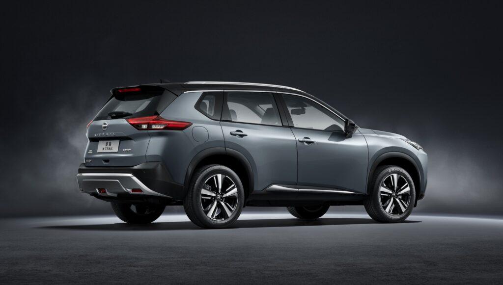 На Шанхайском автосалоне состоялась премьера Nissan X-Trail 2022 года