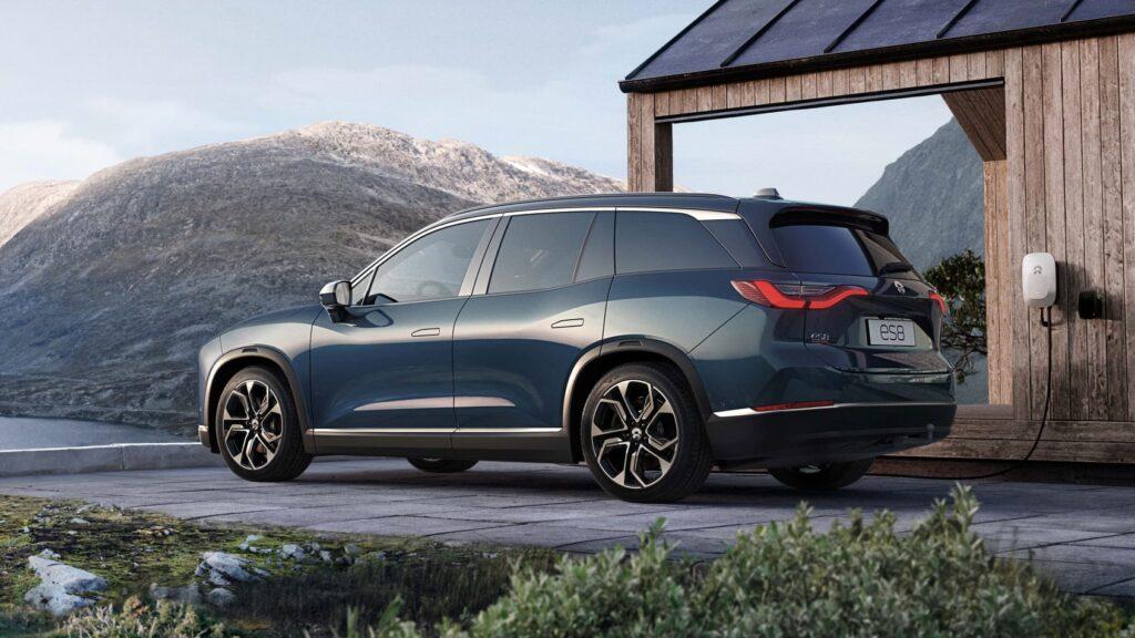 Китайский бренд электромобилей NIO выходит на европейский рынок