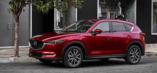 Mazda CX-5 – в топе лидеров российского рынка