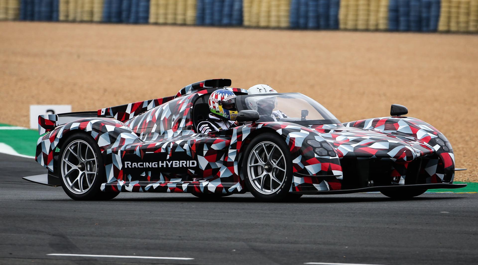 Toyota GR Super Sport может оказаться мощнее, чем ожидалось