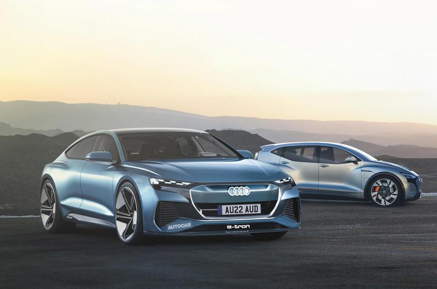 Audi разработала флагман Project Artemis EV собственными силами
