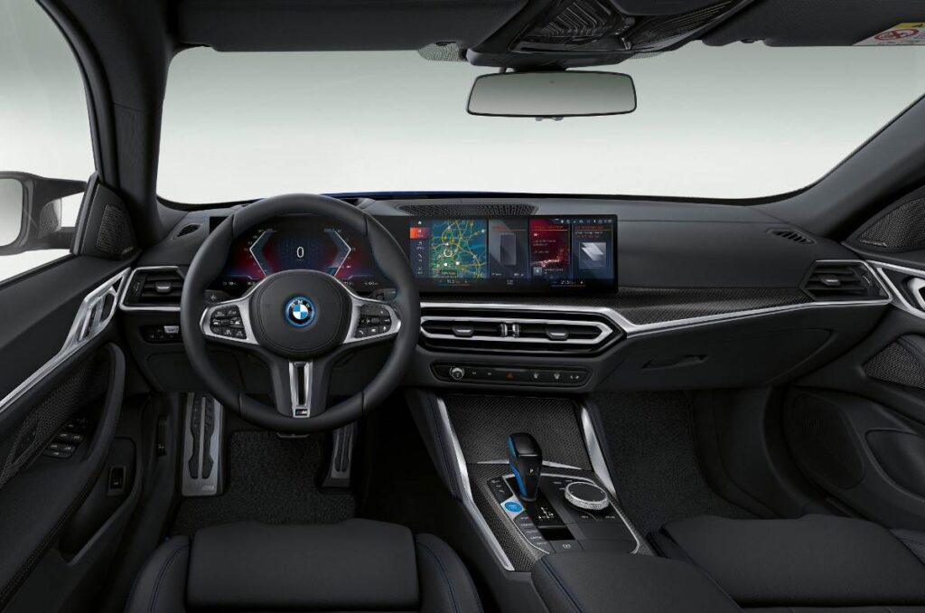 Новый BMW i4 будет оснащен 544-сильным M50 xDrive