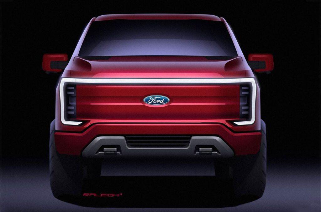 Ford начал работу над новым кроссовером Ford EV на платформе Volkswagen MEB