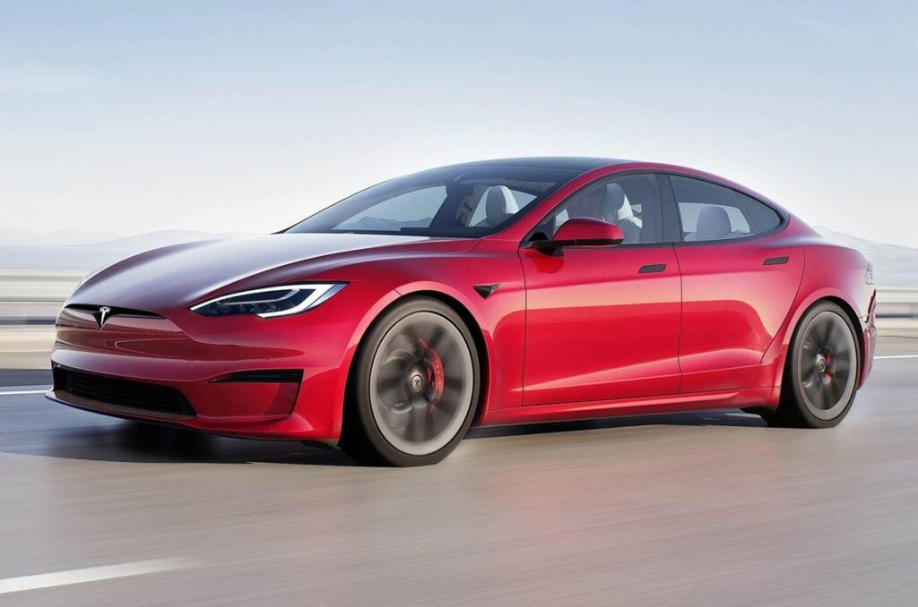 Tesla отказывается от планов по выпуску Model S Plaid +