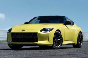Новый спортивный автомобиль Nissan Z дебютирует 17 августа
