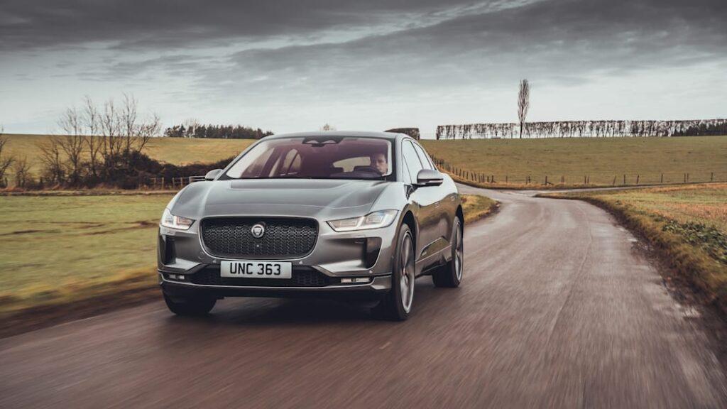 Jaguar I-Pace 2022 года получит более быструю зарядку и улучшенные технологии