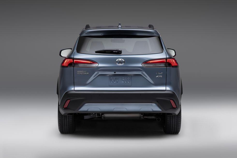 Toyota расширяет линейку Corolla новой версией кроссовера Corolla Cross