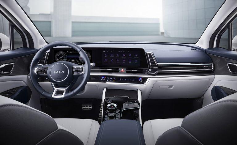 Kia Sportage 2023 дебютирует с ярким новым обликом