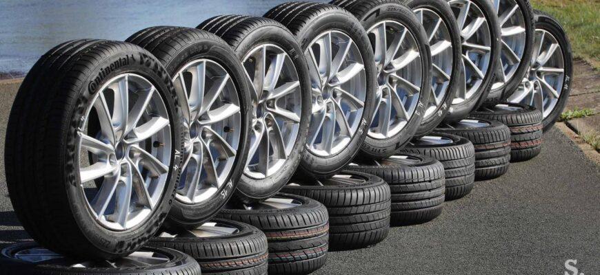 Топ 10 лучших шин для лета: рейтинг и обзор