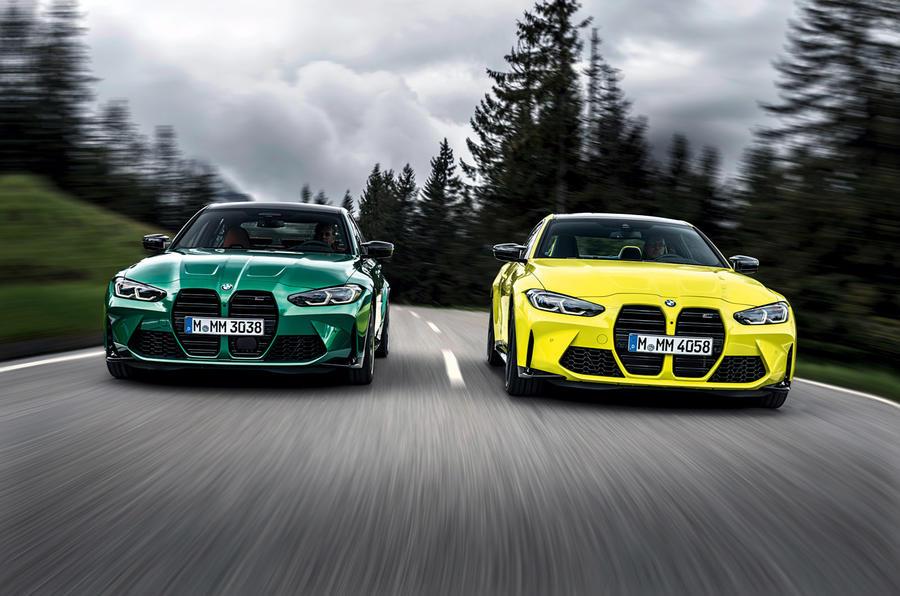 Новый BMW M2 2022 года станет мощнее и изящнее