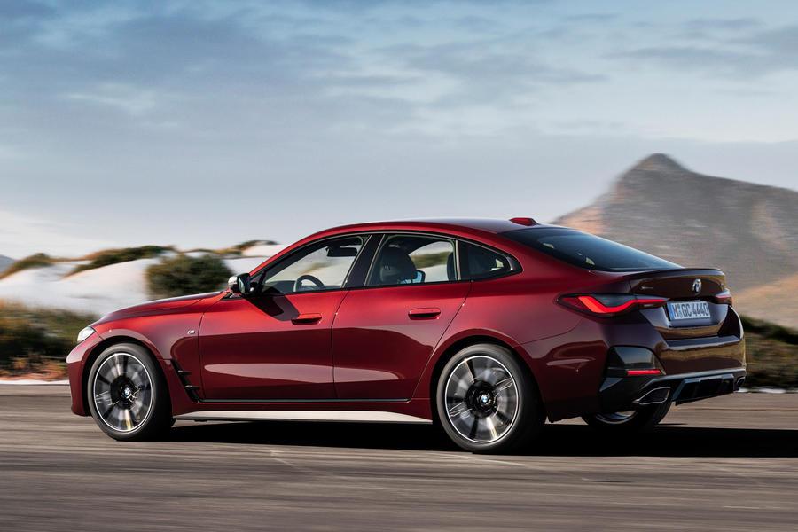 Новый BMW 4 серии Gran Coupe 2021 года получил максимальную мощность в 360 л.с.
