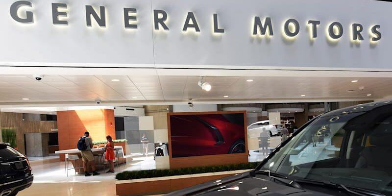 GM прогнозирует «значительно лучшую» прибыль по мере уменьшения нехватки чипов