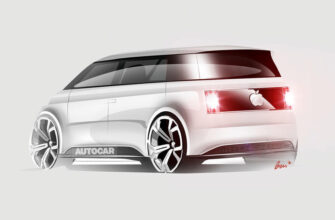 Apple наняла разработчика BMW i3 для возрождения проекта электромобиля