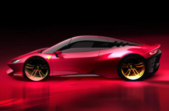 Ferrari представит новый революционный спорткар 24 июня