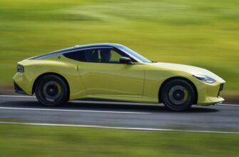 Дебют нового Nissan 400Z 2022 года назначен на 17 августа