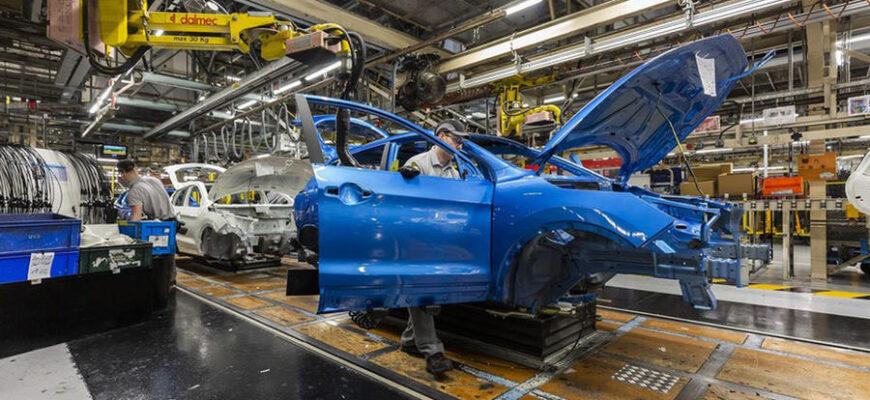 Nissan построит новый завод по производству электромобилей и аккумуляторов в Великобритании