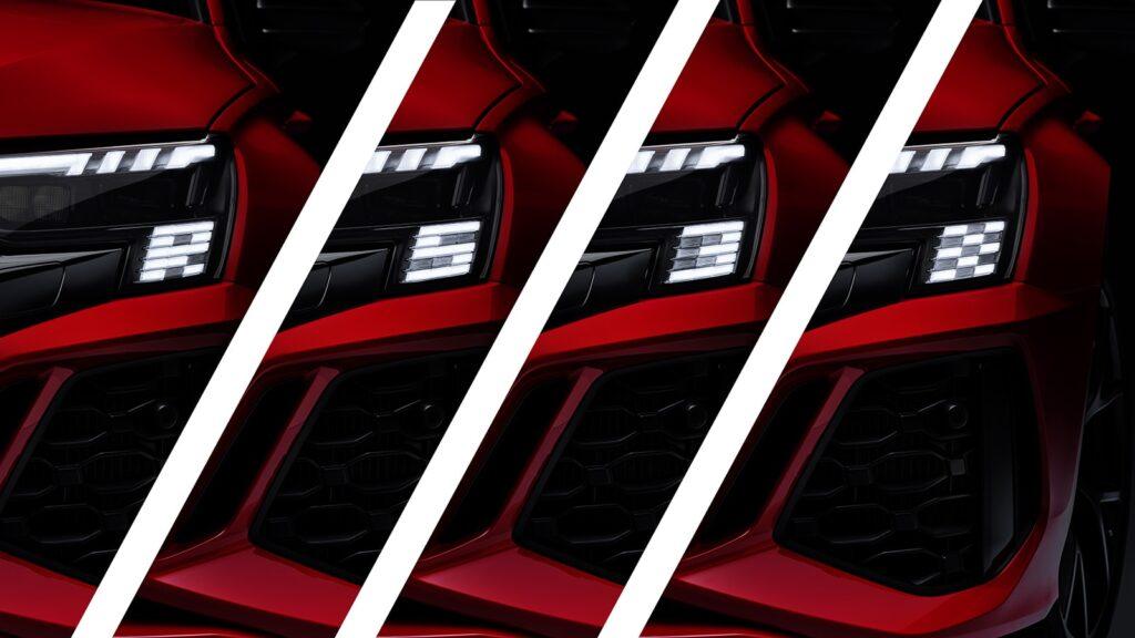 Представлен новый седан Audi RS 3 2022 года на 401 л.с.